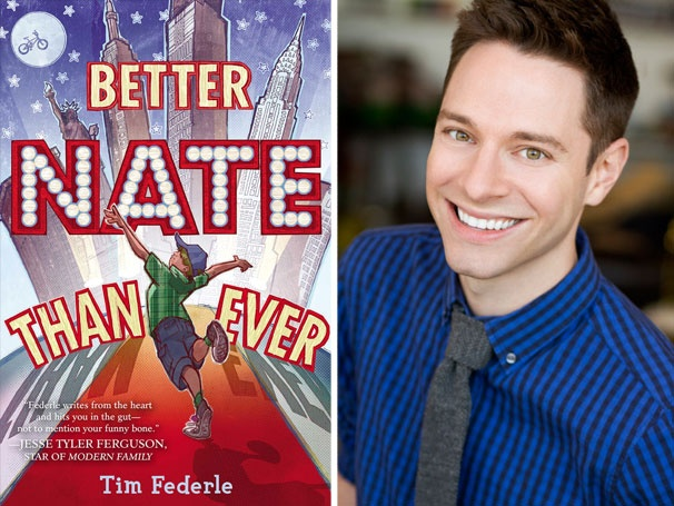 Exclusive! Read the First Chapter of Tim Federle's Broadway-Themed Novel Better Nate Than Ever