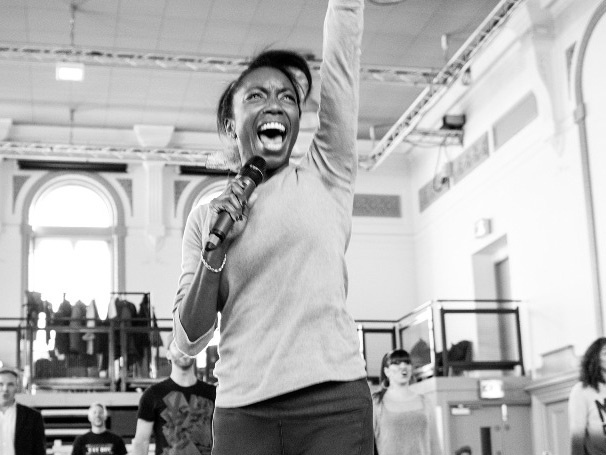 Tony Winner Heather Headley on Honoring Whitney Houston and Eyeing a Broadway Run in London's The Bodyguard