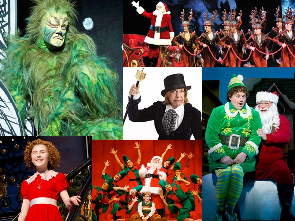 Black Friday Theater Guide! Get Tickets Now to See Six Hot Holiday Shows