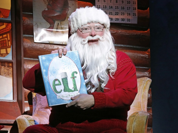 Ho-Ho-Hot Seat! Wayne Knight, Elf's Resident Santa Claus, Is Taking Your Questions