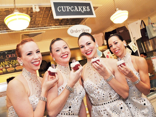 The Rockettes Are Dreaming of a Spectacular Red Velvet Christmas 
