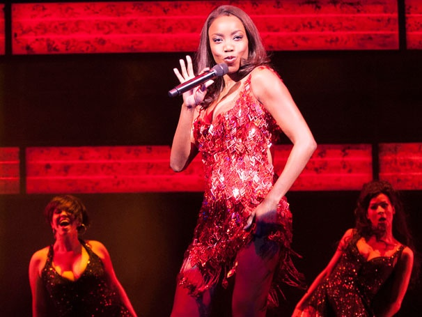 The Bodyguard, Starring Heather Headley, Eyes 2014 Broadway Opening 