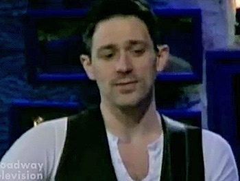 Watch Steve Kazee and the Cast of Once Perform on The Thanksgiving Day Parade 
