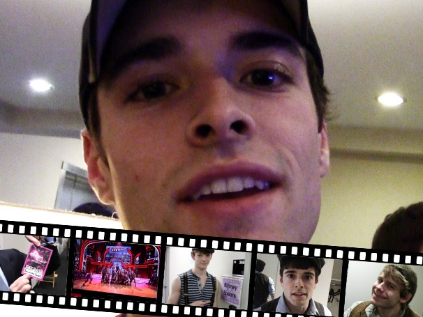 King of New York, Episode 8: Newsies' Corey Cott Preps for His 'VIP' TV Debut and Encounters Britney Spears