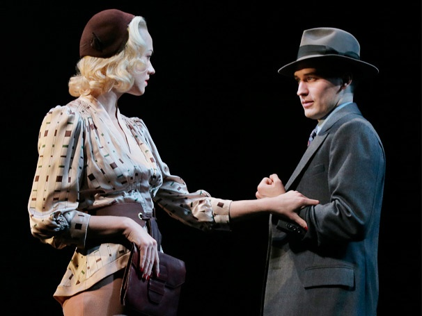 Transport Back to 1930s New York with This First Look at Broadway's Golden Boy