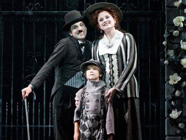 Release Date Set for Cast Album of Chaplin, Starring Rob McClure