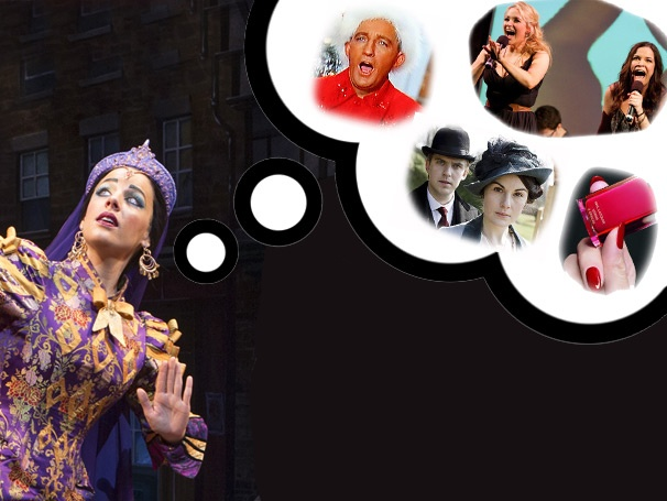 Drood's Jessie Mueller Is Obsessed With Downton Abbey, Abraham Lincoln, White Christmas & More