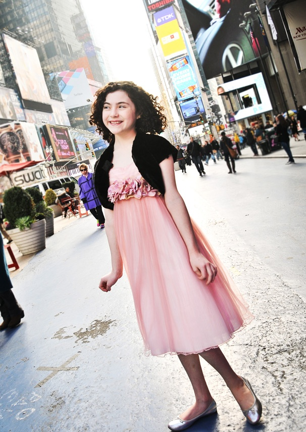 Lilla Crawford on the Sisterhood of Annie and the Magical Hobby She Shares With Co-Star Anthony Warlow
