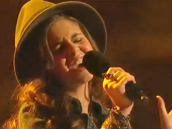 Watch Carly Rose Sonenclar Nail Adele's 'Rolling in the Deep' on The X Factor