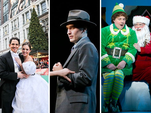 Top 10! Cinderella & Golden Boy Photos, Holiday Show Guide & More Spark the Week's Most-Read Stories