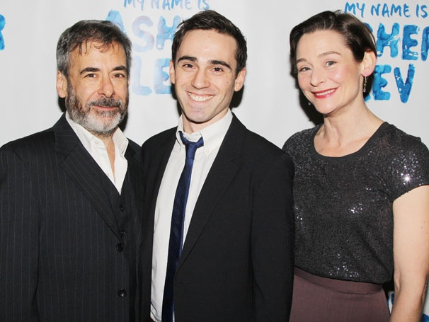 From Page to Stage, My Name Is Asher Lev Celebrates Its Off-Broadway Opening