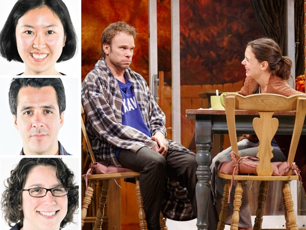 Did Our Word of Mouth Panelists Eat Up Norbert Leo Butz and Katie Holmes in Dead Accounts?