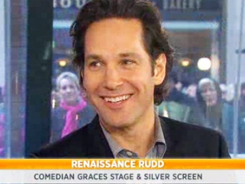 Paul Rudd Relives the Infamous Grace Vomit Incident on Today: 'Hope It Wasn't a Critique!'