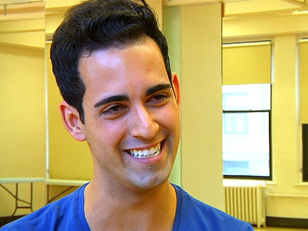 Andres Acosta Tells a Tale of the 'American Experience' as Bernardo in West Side Story