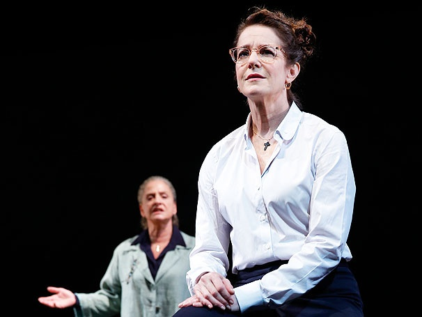 Go Behind Bars with Debra Winger and Patti LuPone in The Anarchist 