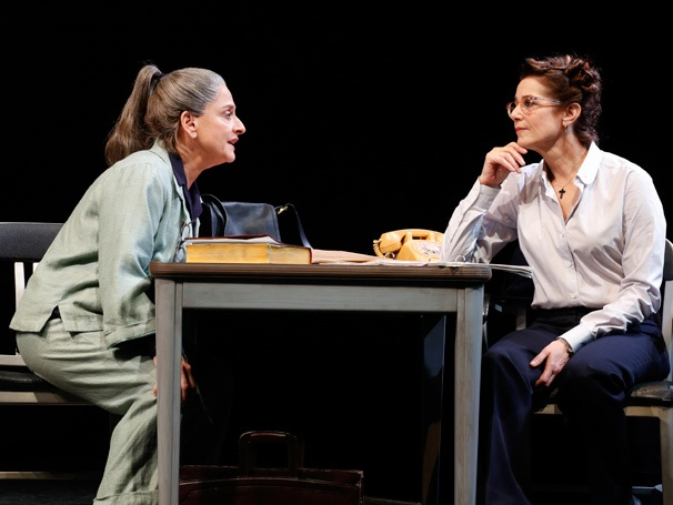The Anarchist, Starring Patti LuPone and Debra Winger, Opens on Broadway