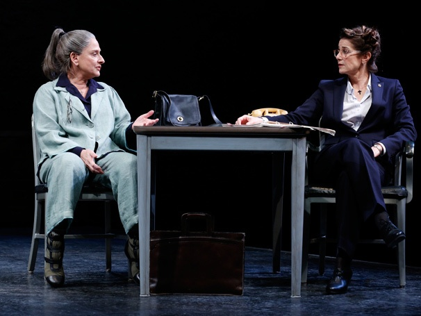 Lights Out! Prison Drama The Anarchist, Starring Patti LuPone and Debra Winger, Posts Closing Date