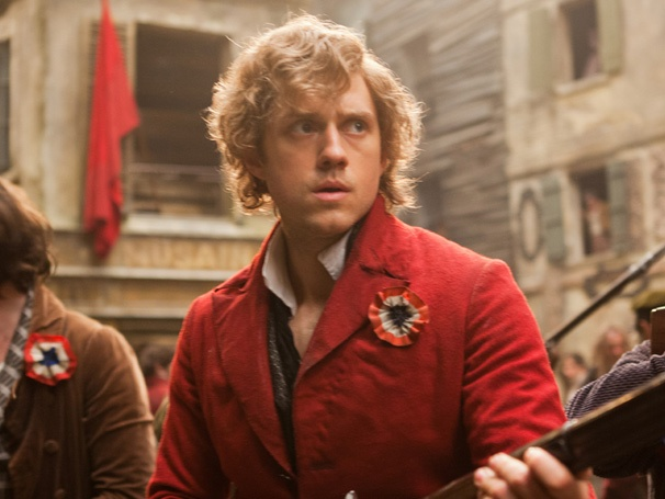 Weekend Poll Top Three: Fans Can't Wait to See Aaron Tveit Head to Battle in Les Misérables