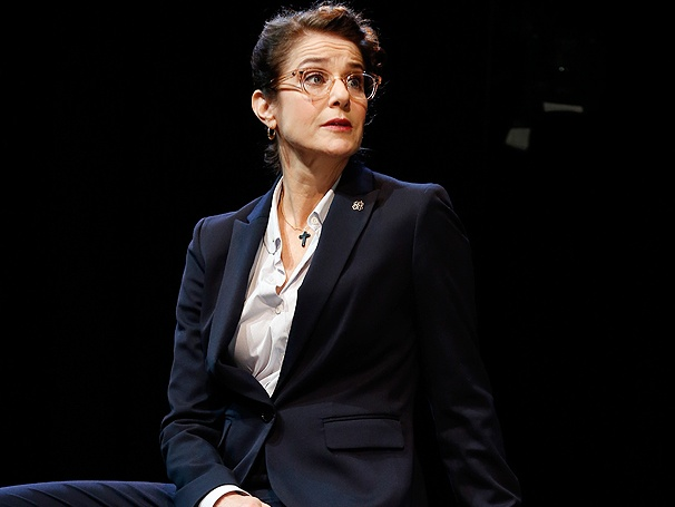 A Candid Chat with Debra Winger About Her Broadway Bow in The Anarchist and Why Her Hit Movies Are Like an Aquarium