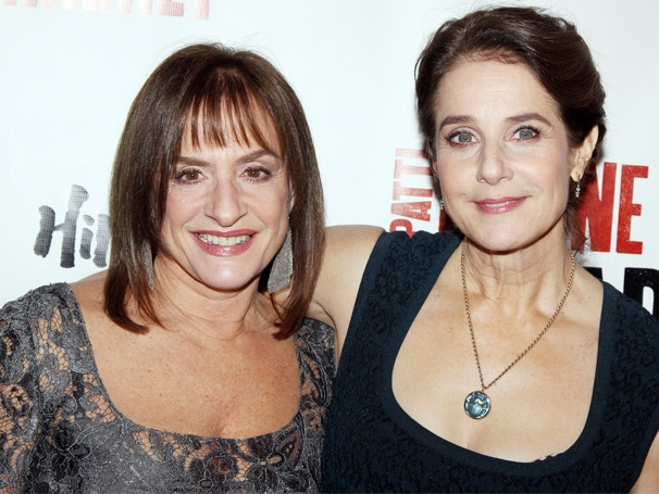 Jailbreak! Debra Winger and Patti LuPone Welcome Starry Guests to the Opening of The Anarchist