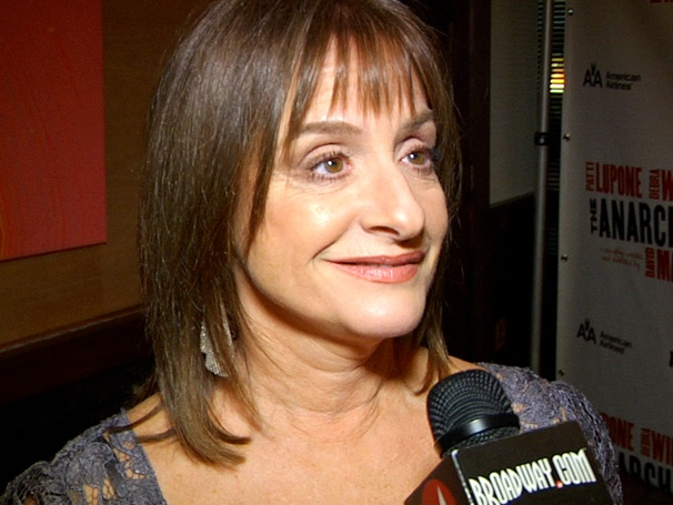 Another Opening, Another Show: Patti LuPone on Why the Opening Night of The Anarchist Is a 'Homecoming'