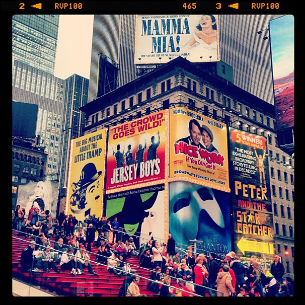 Broadway Grosses $1.14 Billion in 2012-13 Season; Hurricane Sandy Impacted Sales