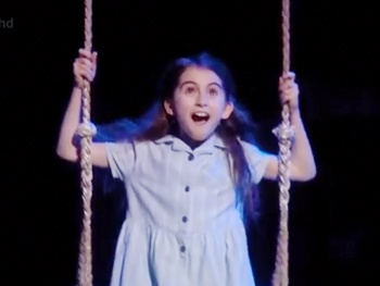 Watch the West End Cast of Matilda Perform a 'Naughty' Medley at Royal Variety Performance