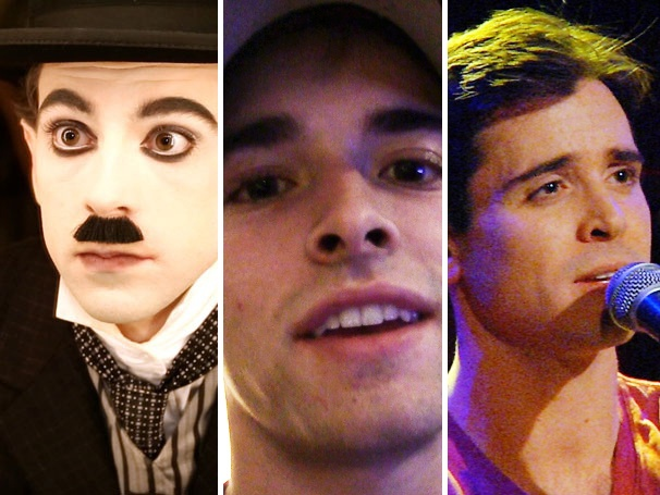 Top Five! Fans Can't Get Enough of Video Features Spotlighting Chaplin, Newsies, Mormon Star Matt Doyle & More