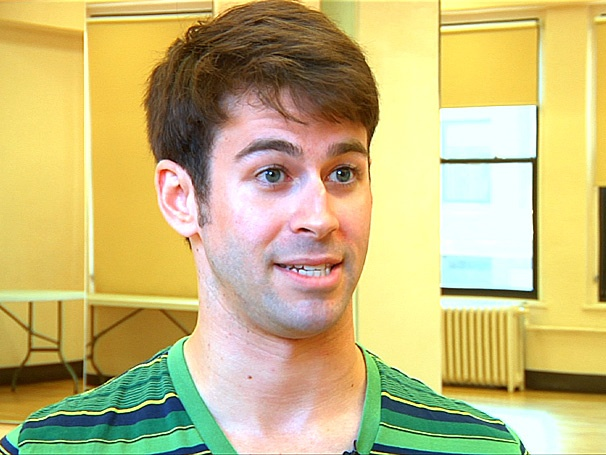 Meet the Gang Members of West Side Story: Theo Lencicki Finds Many 'Aspects of Love' as Riff