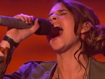 Watch Carly Rose Sonenclar Stun The X Factor Judges with Beyonces 'If I Were a Boy' 
