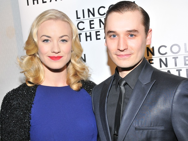 The Gloves Come Off! Golden Boy's Yvonne Strahovski & Seth Numrich Roll with the Punches on Opening Night