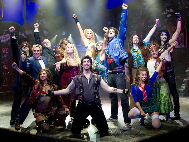 Here I Go Again! West End Run of Rock of Ages Transferring to the Garrick Theatre