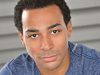 Charl Brown Joins Motown: The Musical as Smokey Robinson