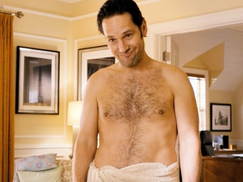 Watch Grace Star Paul Rudd Ogle Megan Fox & Embarrass His Daughter in New This is 40 Trailer