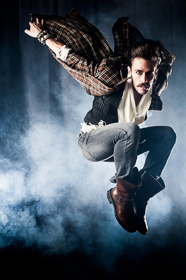 The Mystery of Edwin Drood Standout Eric Sciotto on Making His Dancing Dreams a Reality