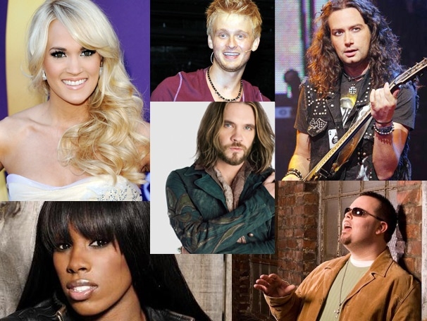 From Constantine Maroulis to Bo Bice: American Idol Season Four Finalists Love Broadway!