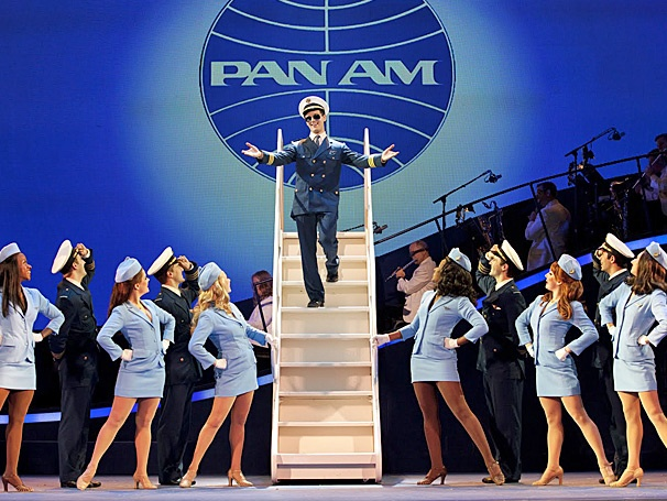 Now Boarding! Tickets Now on Sale For National Tour of Catch Me If You Can in Costa Mesa