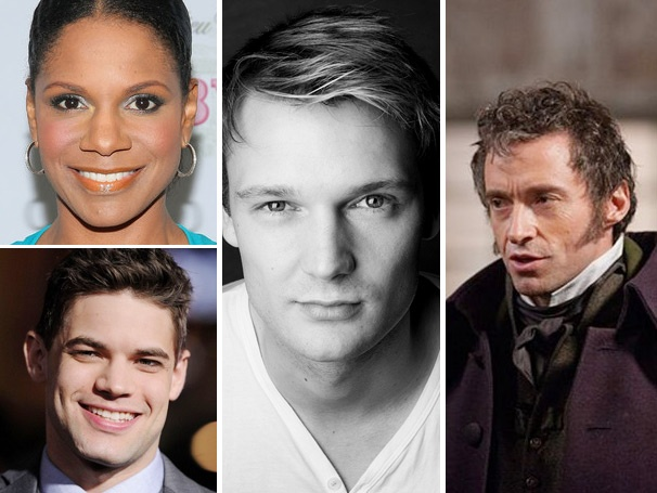 Top 10! Star of the Year Candidates, Glee Casting, a Les Miz Sing-Off and More Ignite the Weeks Most-Read Stories