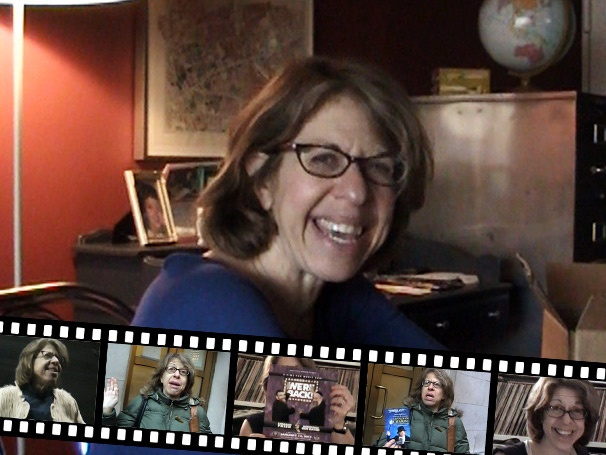 Oy to the World! Jackie Hoffman Vlogs Again with New Solo Show A Chanukah Charol