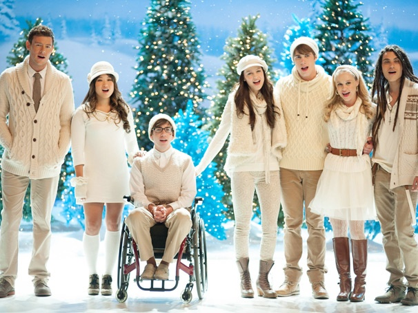 Tis the Season! Did Glee, Actually Spark the Holiday Spirit? 