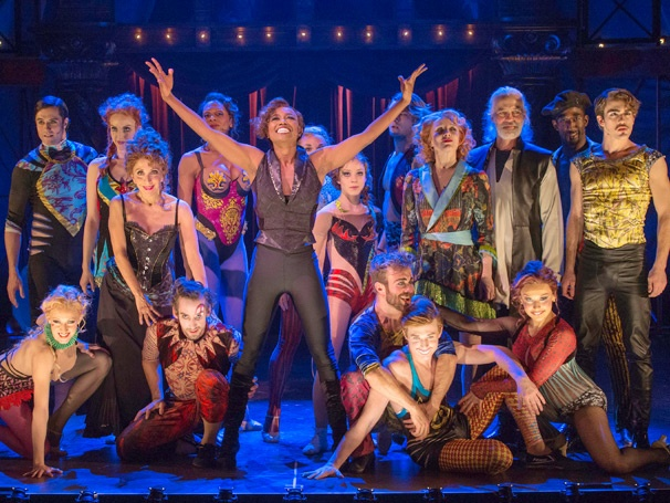The Magic Begins! Circus-Inspired Pippin Revival, Starring Patina Miller & Matthew James Thomas, Starts Broadway Run
