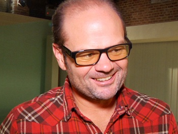 Go Inside the World of a Recently Divorced Dad with Chris Bauer and the Cast of What Rhymes with America