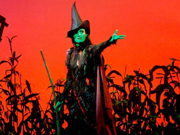 Wicked Beats Phantom with New Box Office Record 