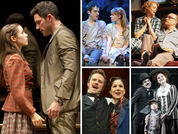 Broadway.com's Picks for the Top Five Shows of 2012
