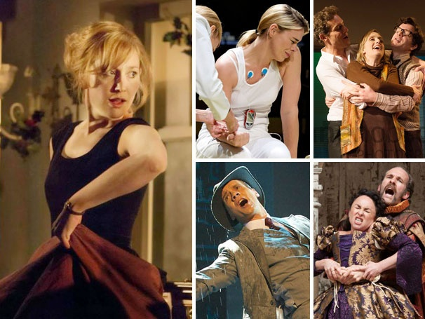 London Year-End Roundup: Best Productions of 2012