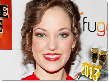 Cinderella Star Laura Osnes Hopes to Inspire Others in 2013