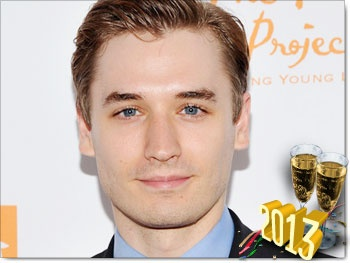 Hurricane Sandy Inspires Golden Boy Star Seth Numrich's New Year's Resolution