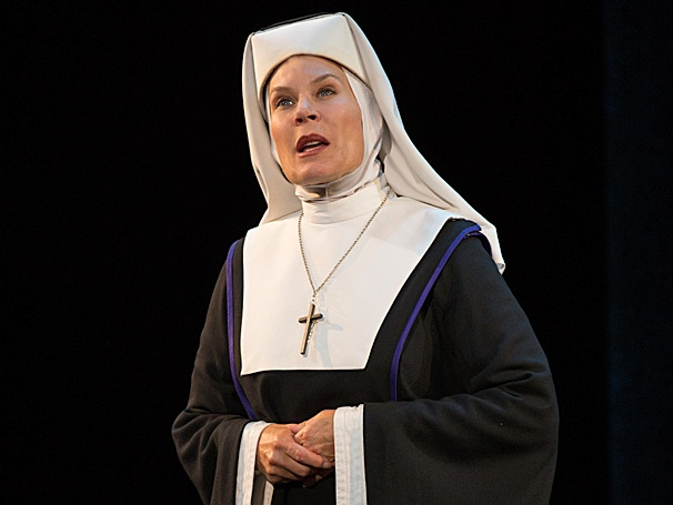 Talk About a Habit! Tennis and Tango Keep Hollis Resnik Gleeful on the Road in Sister Act