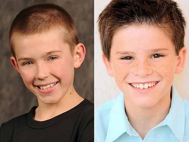 Drew Minard and Mitchell Tobin Lace Up Their Dance Shoes as the New Leads of the Billy Elliot Tour
