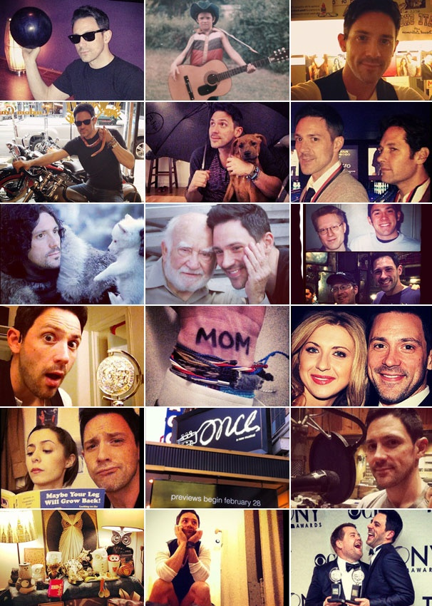 Kazee Uncensored! Our Favorite Tweets, Instagram Photos and #SIP from Broadway.coms 2012 Star of the Year